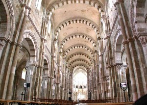 VEZELAY ABBEY BASILICA