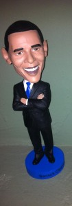 Obama Bobblehead