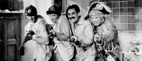 Marx Brothers Go To War