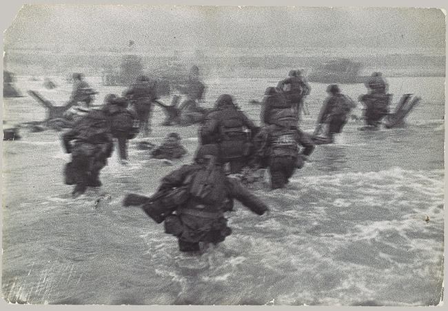 D Day Omaha Beach June 6, 1944