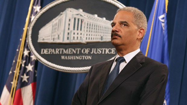 Attorney General Eric Holder - gettyimages