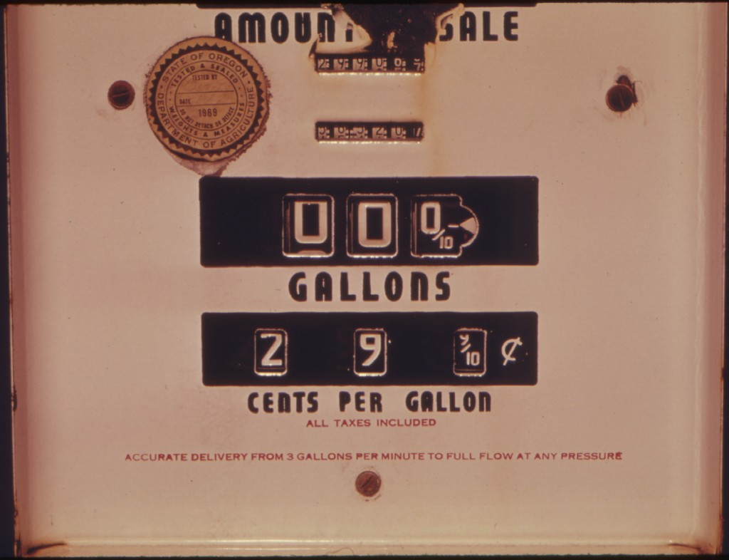 The Ghost of Fuel Prices Past